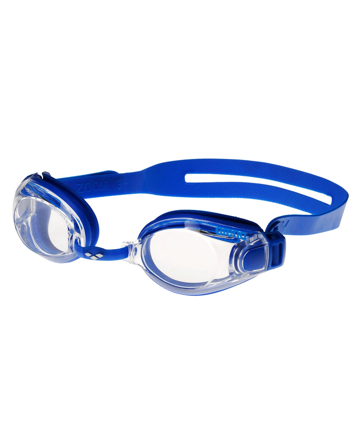 Очки Zoom X-fit Blue/Clear/Blue (92404 71)